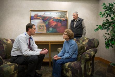 Cancer Services at Regional West