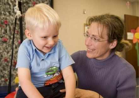 Rehabilitation Center Pediatric Therapy