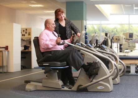 Rehabilitation Center Physical Therapists