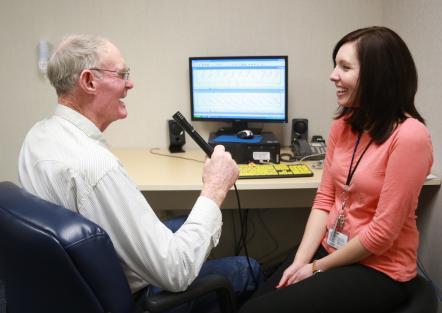 Rehabilitation Center Speech Language Pathology