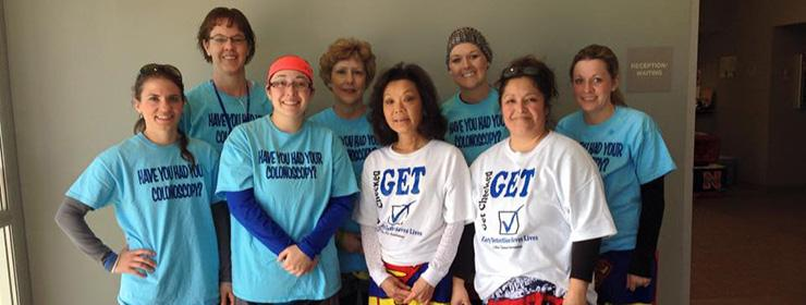 Regional West Hosts Third Annual Boxer Rebellion 5k Run Walk To Raise Colon Cancer Awareness Regional West Health Services