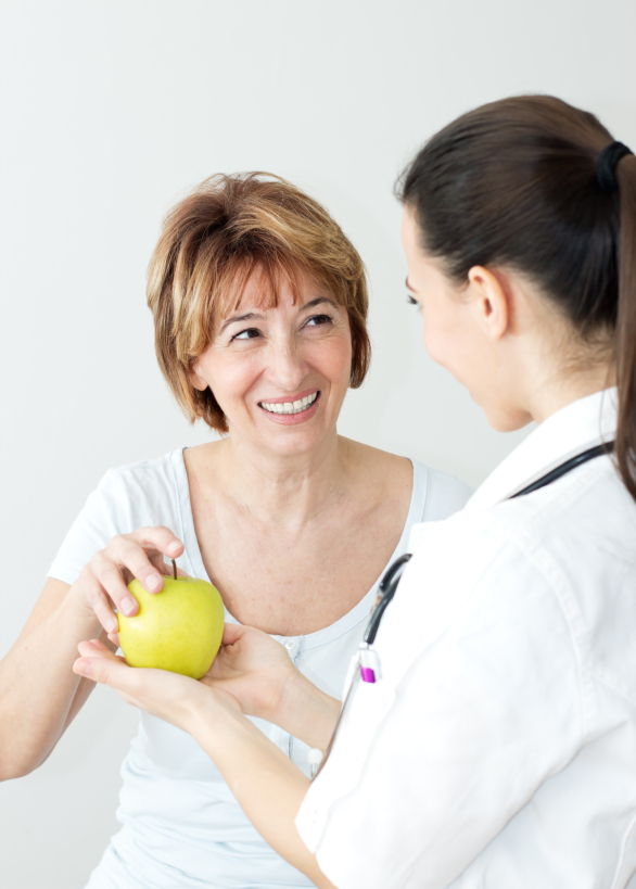 counseling with a registered dietitian | regional west health services, Human Body